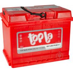Аккумулятор Topla 6СТ-66 TOP 108 066
