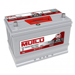 Автомобильный аккумулятор Mutlu 6СТ-100 SFB Series 3 850A 2021 год