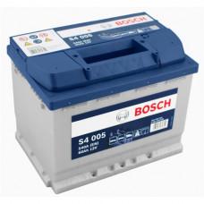 Автомобільний акумулятор Bosch 6СТ-60 S4 005 0092S40050