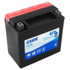 Мото аккумулятор Exide 6СТ-12 ETX14-BS