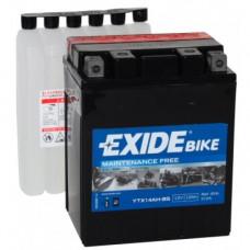 Мото аккумулятор Exide 6СТ-12 ETX14AH-BS