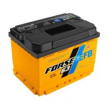 Автомобильный аккумулятор Forse 6СТ-63 EFB