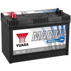 Yuasa 100 Marine M31-100 Лодочный аккумулятор Yuasa